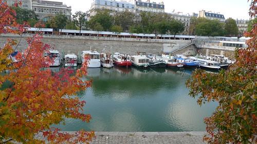 Port de l 39 arsenal paris fr75 jean louis zimmermann - Port de l arsenal paris ...