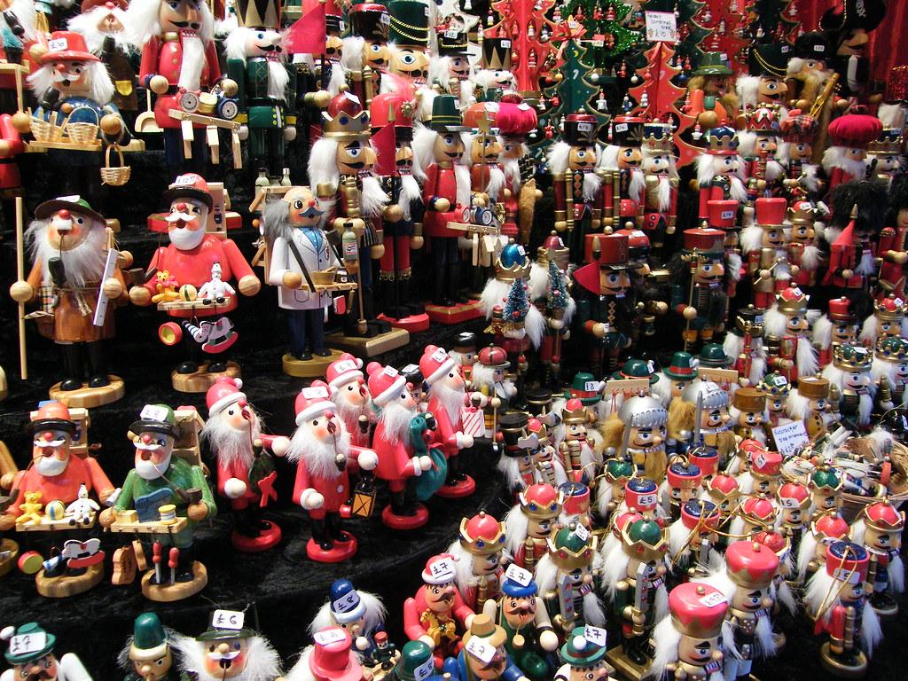 German Christmas Market Food Ideas
