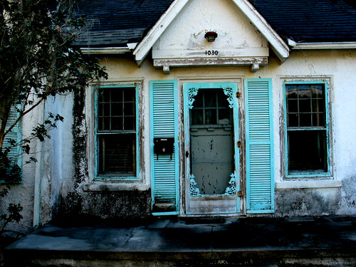white house turquoise shutters window frames christopher sessums