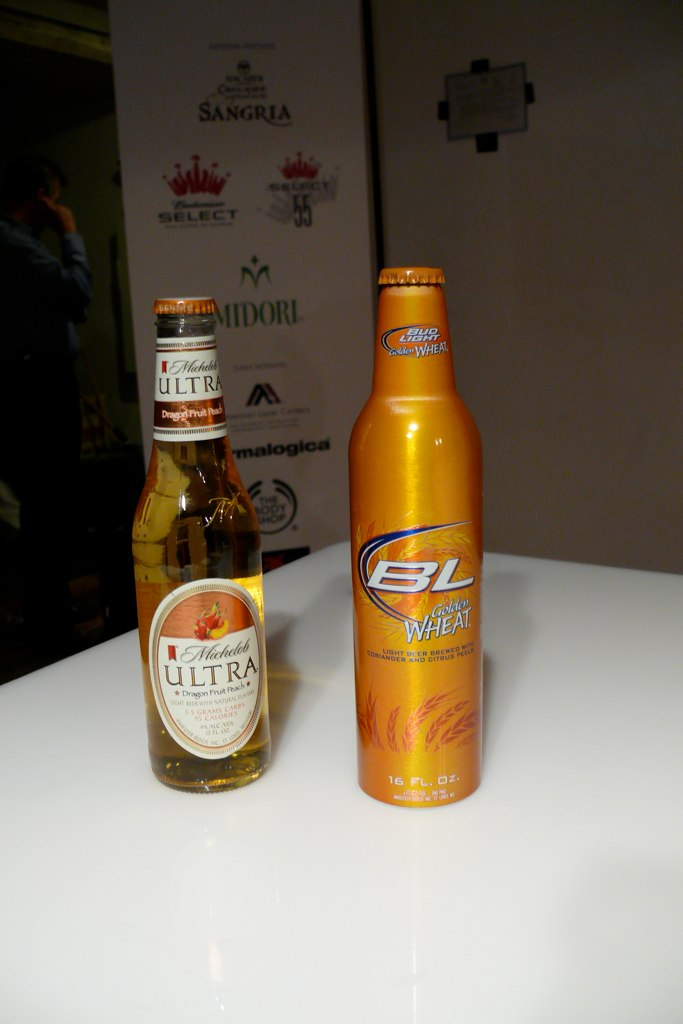 ... Michelob Ultra Passion Fruit And Bud Light Golden Wheat | By Eeeannie20k