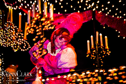 Anastasia in Disney's Electrical Parade | by Kevin Clark Photography