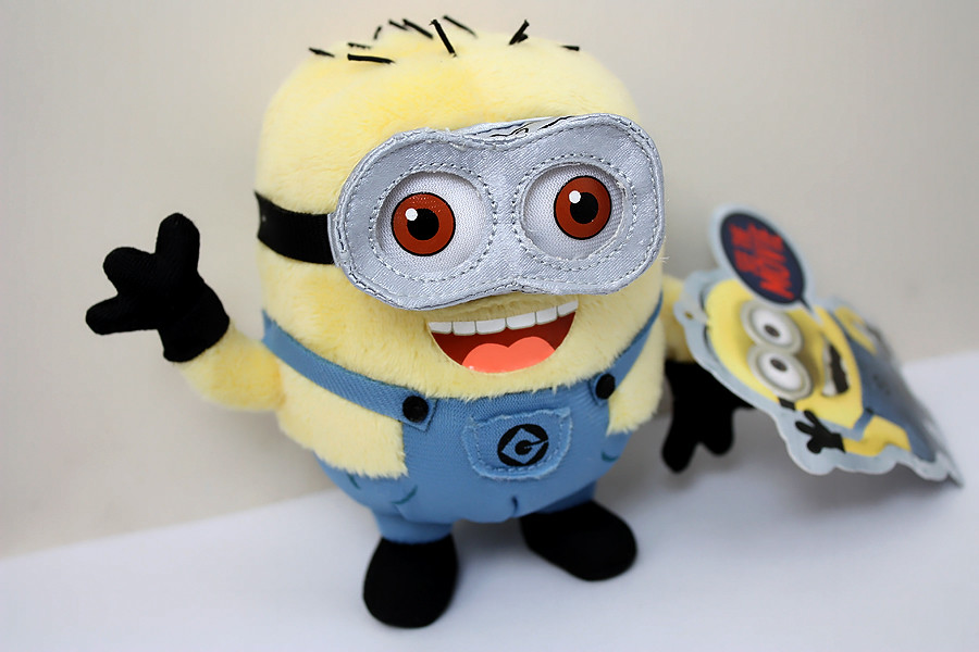 The Jorge minion | My very own Minion! | NimrodMasquerade ...