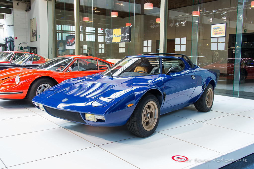 Lancia Stratos Hf Stradale 1973 Lancias Ultimate Weapon Flickr