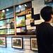 Art works in Ghibli museum