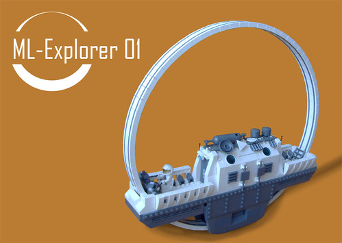 ML-Explorer 01 | by Catarino0937
