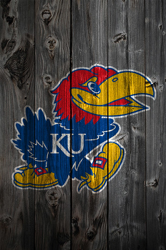 Kansas jayhawks wood iphone 4 background kansas jayhawks - Iphone 4 basketball wallpaper ...