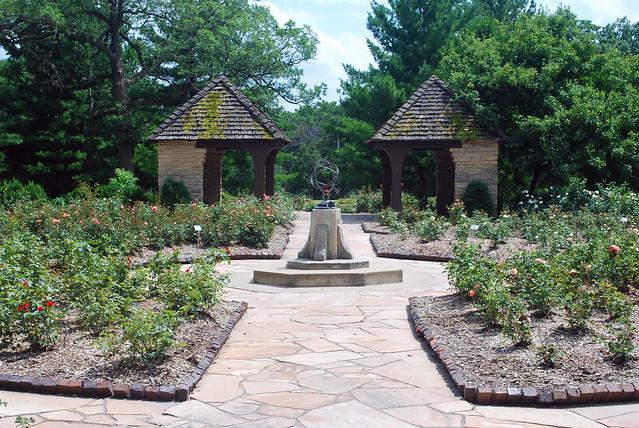 des moines art center rose garden flickr photo sharing