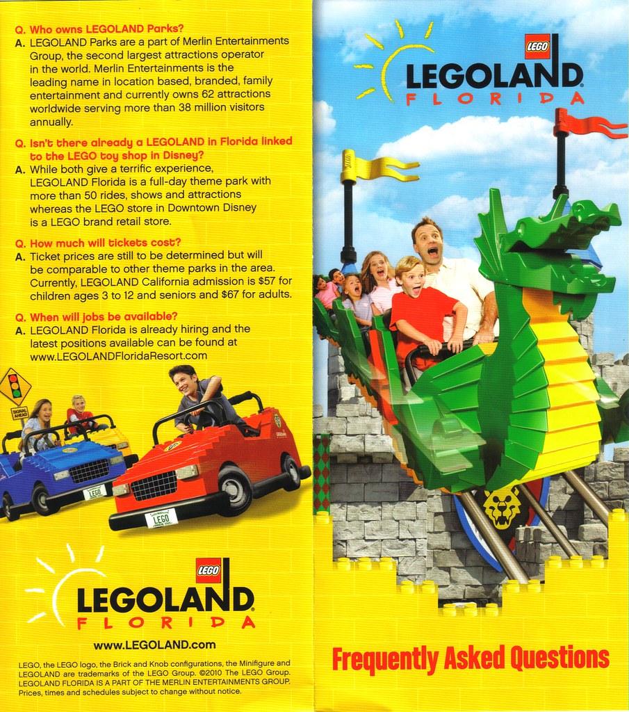 Lego Amusement Park Hot Dog Van