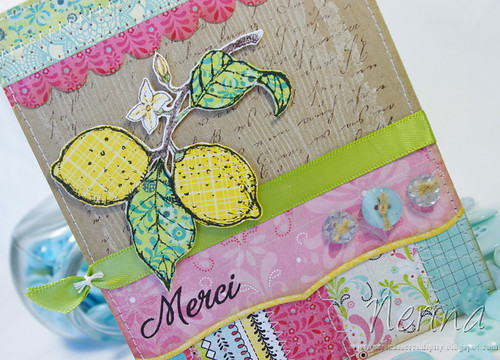 Provence Deet | by Nerina's Cards