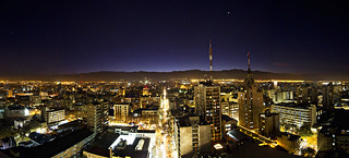 Mendoza City Skyline Panorama | by ryotnlpm