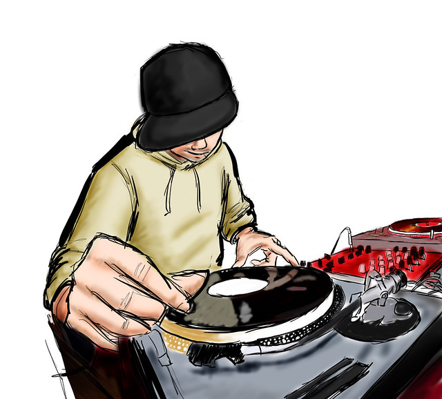 DJ   Flickr - Photo Sharing!
