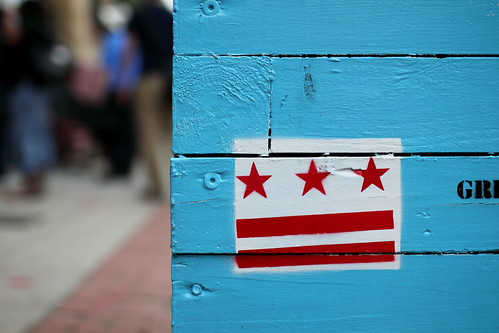 H Street NE DC Flag | by Mr.TinDC