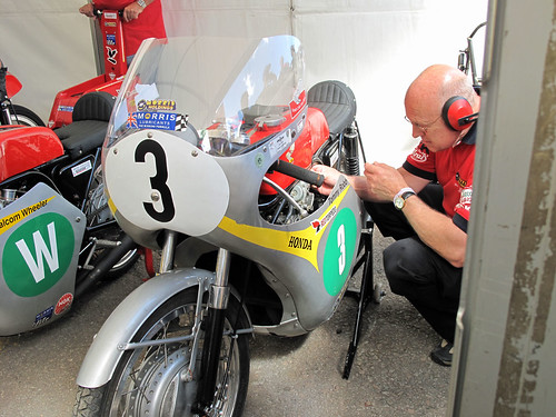 Preparing Tommy Rob's Honda | by Toolbox Trev