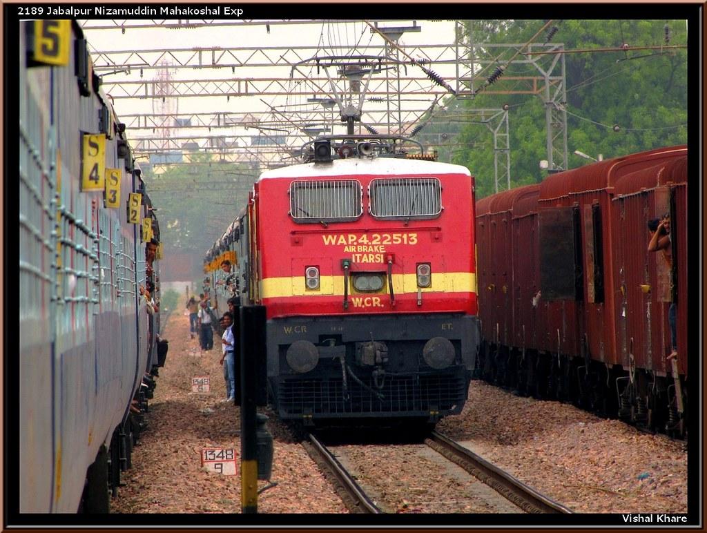 ... 2189 Jabalpur Hazrat Nizamuddin Mahakoshal Express | by Vishal Khare