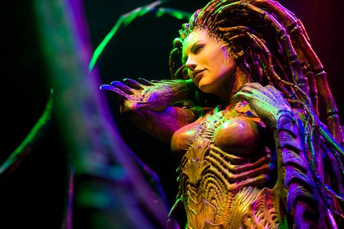 Blizzcon – Sarah Kerrigan | by Fearless.Photog