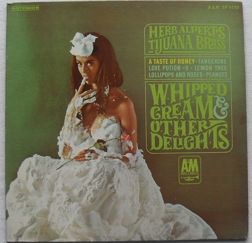 1960s Herb Alpert And The Tijuana Brass Vintage Vinyl Reco