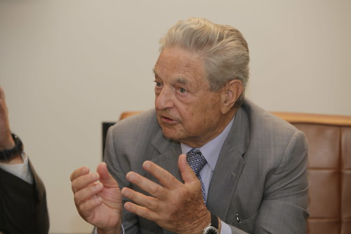 George Soros | by Norway UN (New York)