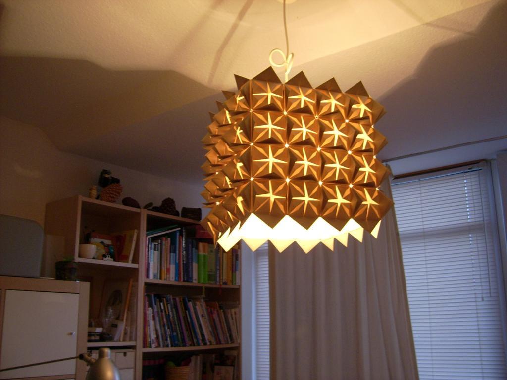 unsere Wohnzimmerlampe | Anja Markiewicz | Flickr