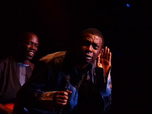 Youssou N'Dour and the Super Etoile de Dakar | by rogiro