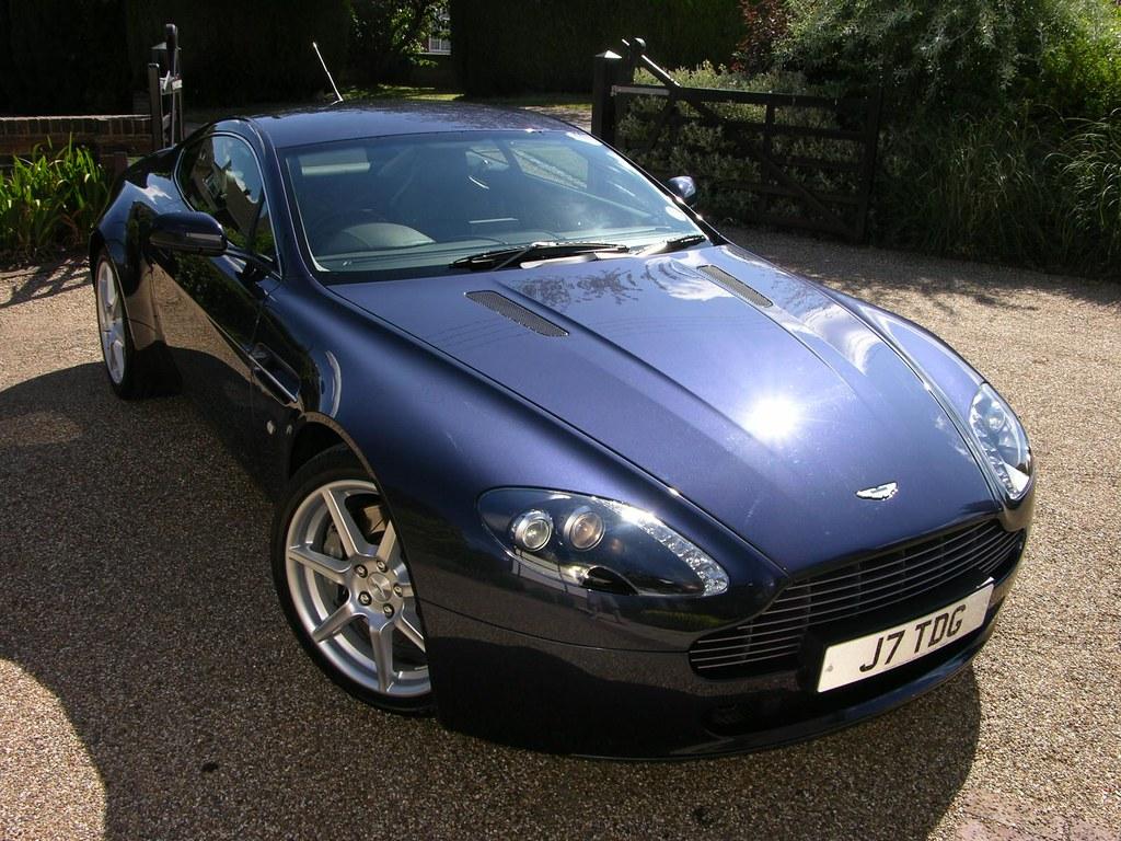 Aston Martin V Vantage The Car Spy Flickr - 2006 aston martin v8 vantage