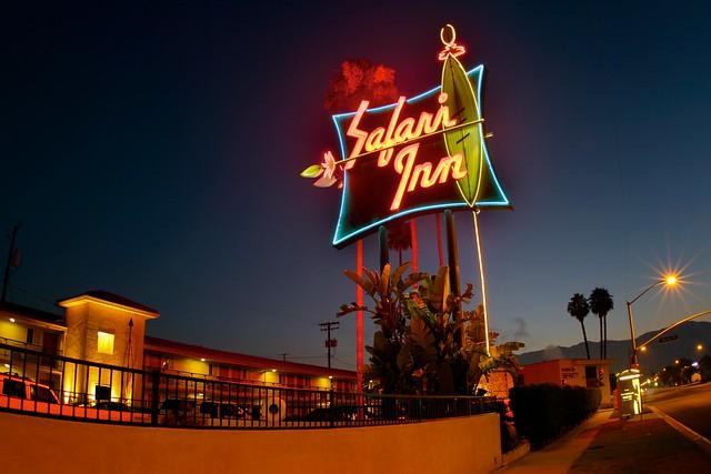Safari Inn Motel Burbank