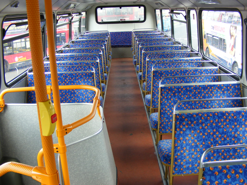 Bus Interiors Stagecoach 16305 S305ccd Volvo Olympian