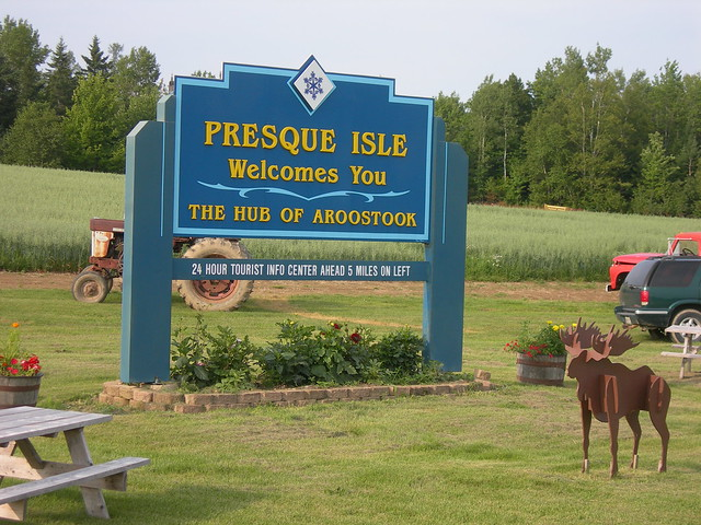 Presque Isle Maine Buildings For Sale