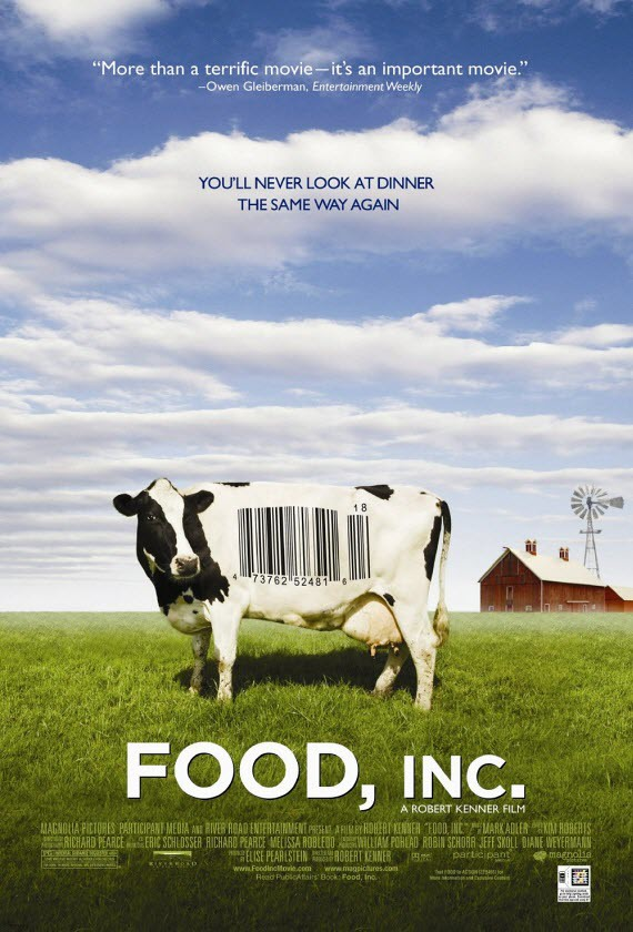 Food Inc Creative Movie Posters