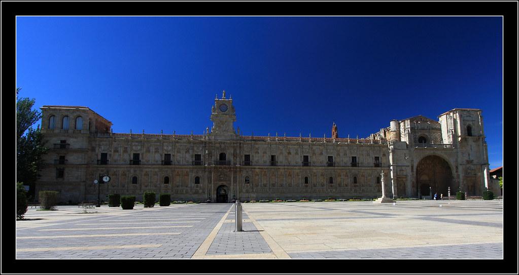 San marcos leon parador el convento de san marcos es una for Puerta 8 san marcos