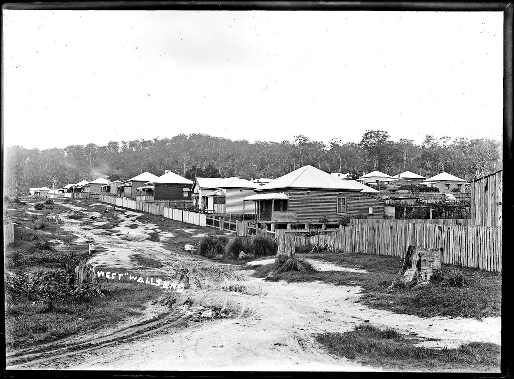 West Wallsend Nsw 1912 Source Livinghistories Newcast Flickr