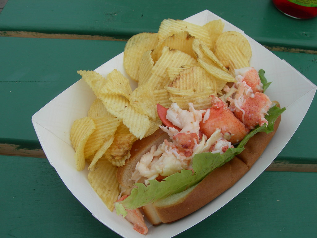 Lobster Roll South Shore Long Island