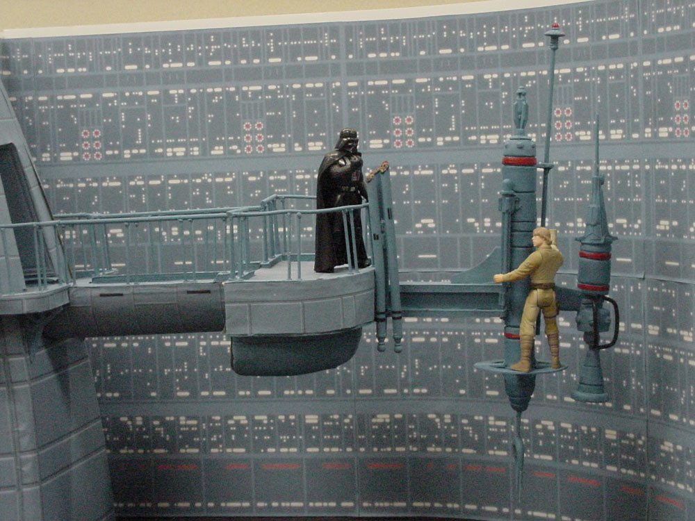 Star Wars Celebration Ii Diorama Cloud City Quot I Am Your