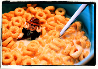 Indiana Jones and the Ocean of Cheerios | by DocChewbacca