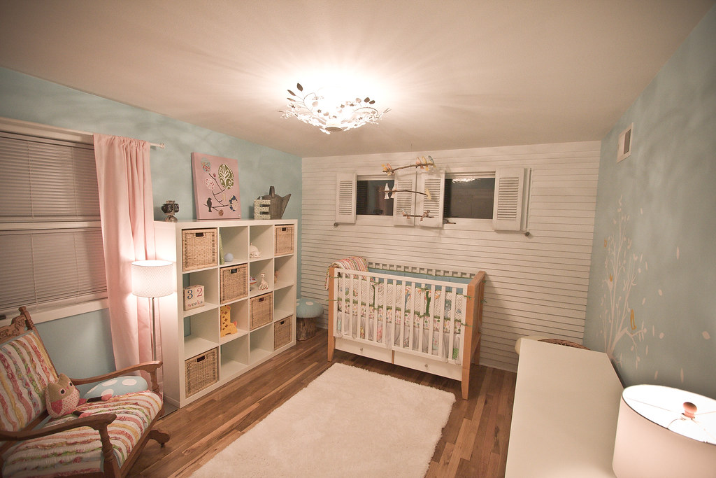 Baby Room Colors With Grey