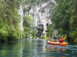 how to get to verdon gorge from paris