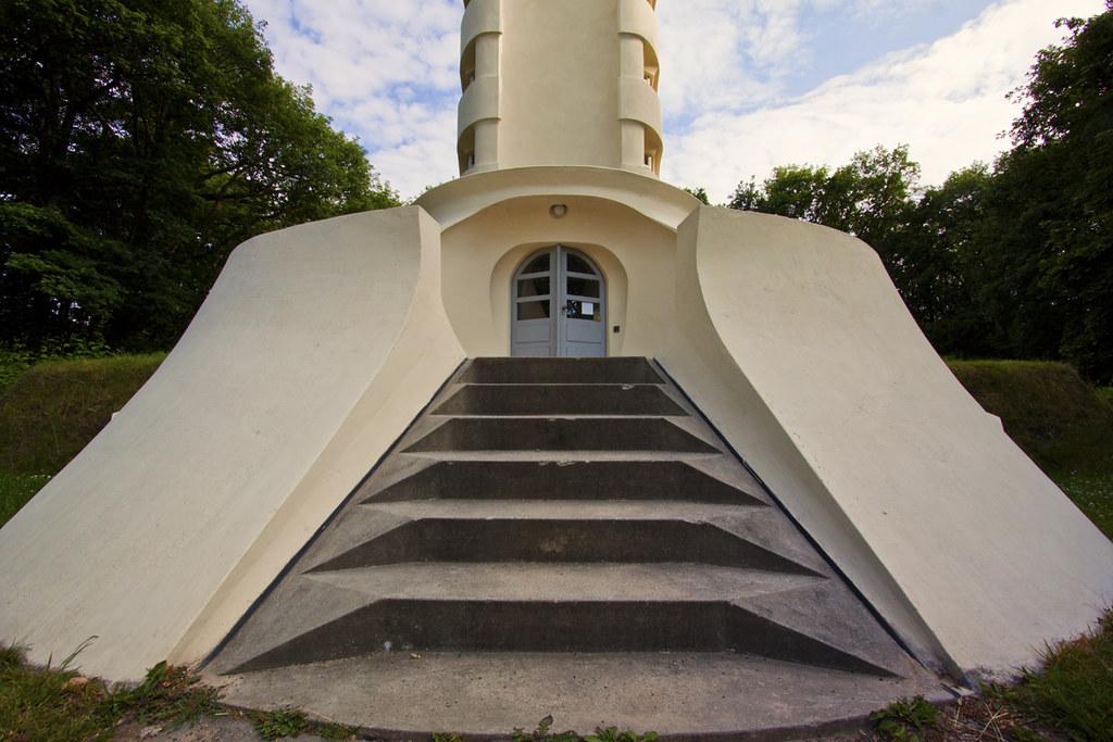 Einsteinturm Einstein Tower Designed By Erich
