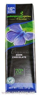 Endangered Species Organic Dark Chocolate | by cybele-