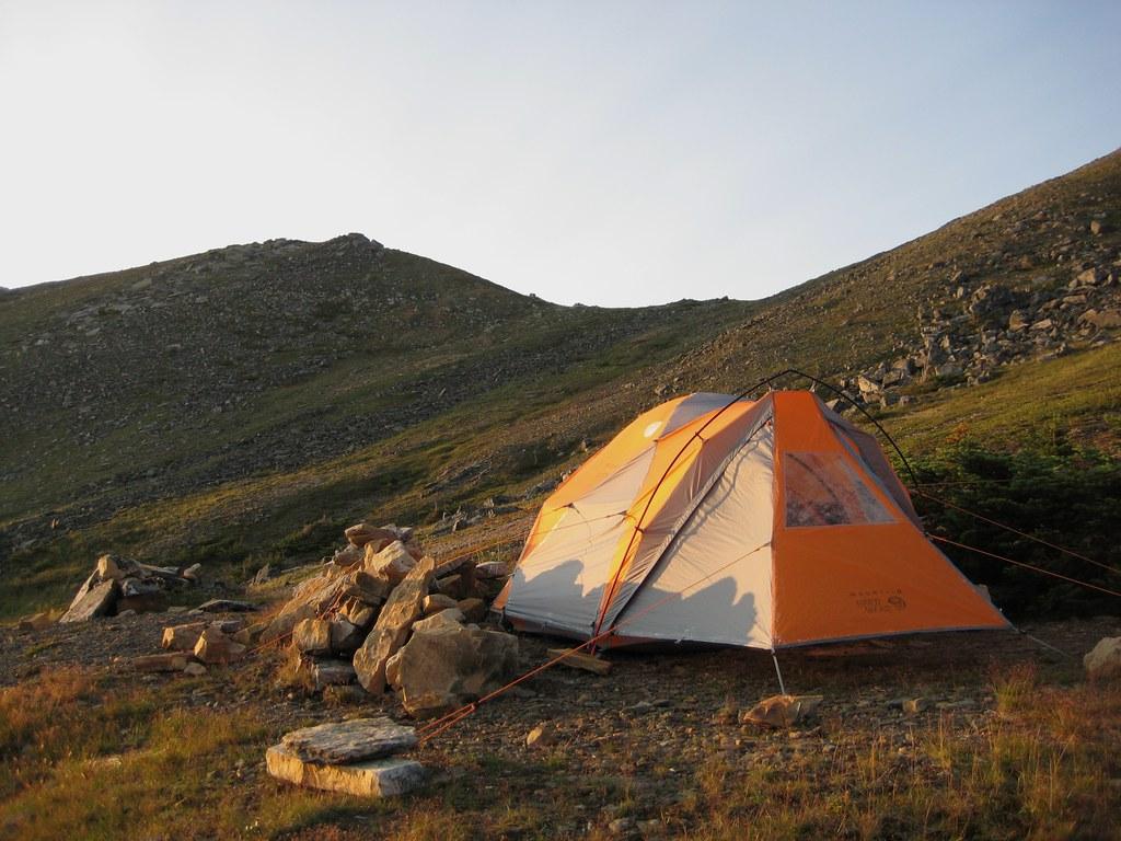 Mountain Camping | Liard Range of the MacKenzie Mountains ...