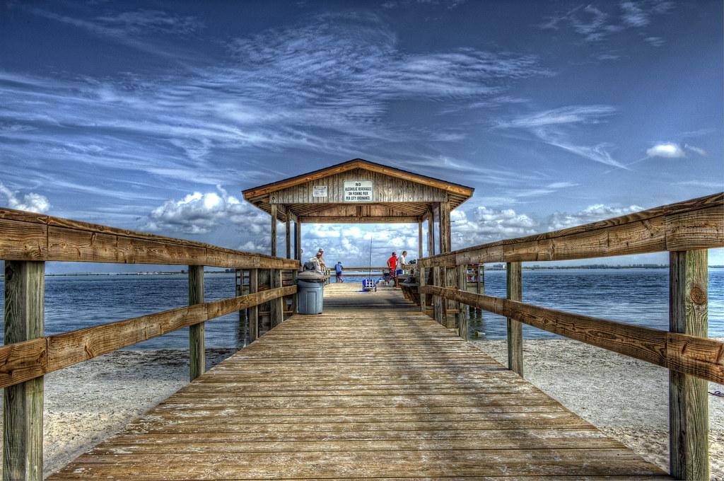 Dsc6934 sanibel fishing pier mark china flickr for Sanibel fishing pier