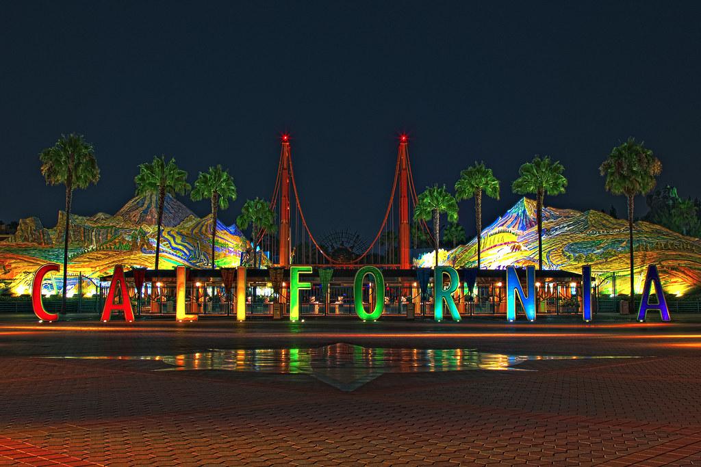 Disneyland Resort Disney California Adventure On