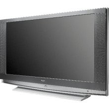 SONY 55 INCH LCD 720P REAR PROJECTION TV 7 550