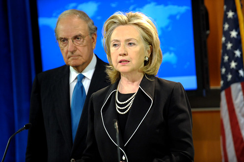 Secretary Clinton Briefing on Middle East Peace Process | by U.S. Department of State