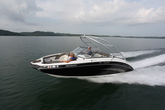 New Yamaha Boats