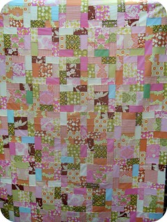 WIP 8 - Amy Butler Midwest Modern Quilt | by j_q_adams