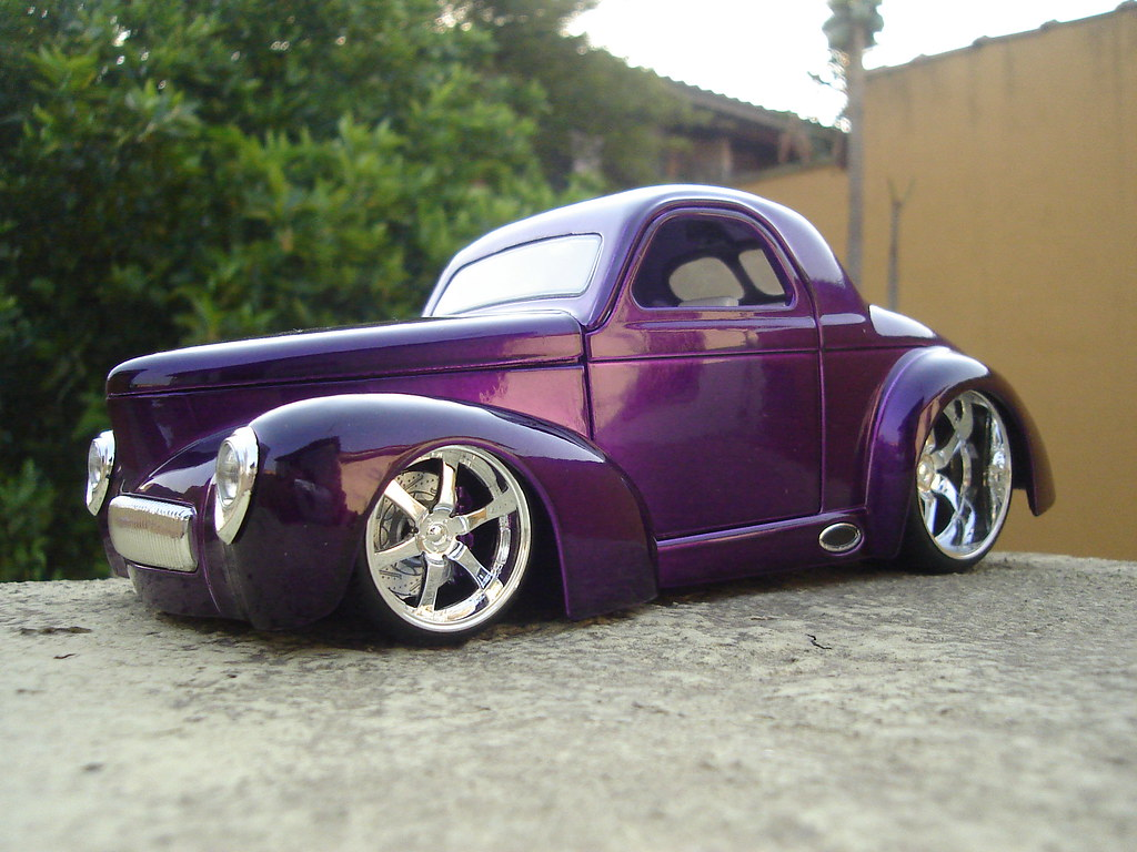 Willys Hot Rod >> Jada Willys '41 Hot Rod | 1/24 D-Rods Series Willys 1941 Hot… | Flickr