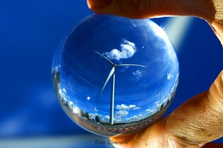 Facing the wind / Crystal Ball | by kees straver (will be back online soon friends)