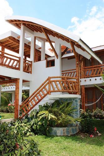 Escalera bamb www - Escaleras de bambu ...