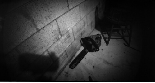 239/365 Chainsaw Pinhole | by bbcuyler