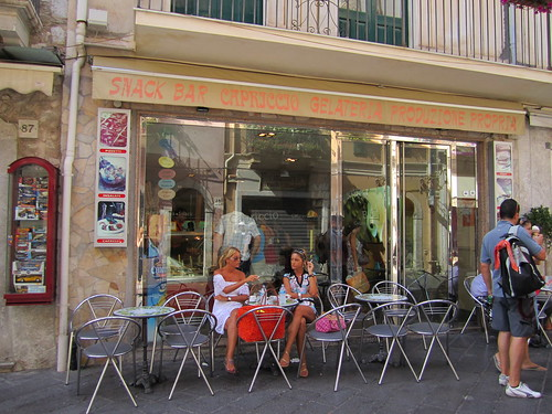 Gelato Shop | by veganbackpacker