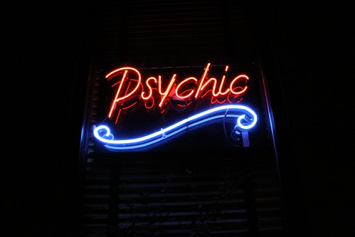 Psychic | by Gamma Man